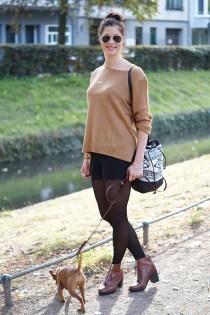 Caprice-love-FashionBlogBloggerShortsschwarzbraunbootsTopshopray-banherbsttrendoutfitstyling7