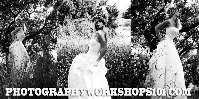 Photography Workshop Los Angeles, New York by Fashion Photograph