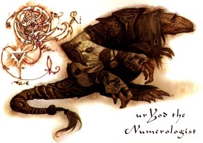 Illustration by Froud
