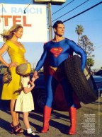 Supermom+Carolyn+Murphy+Lucy+Sykes+David+Gandy+Mario+Testino+Vogue+Jan+2009+2