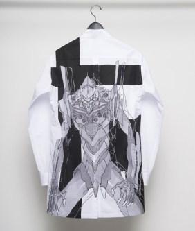 """EVA-01 shirt"" 45,360 yen (~$385)"
