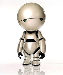 Marvin-the-Paranoid-Android