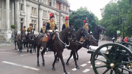 Tradition in motion at Trooping the Colour