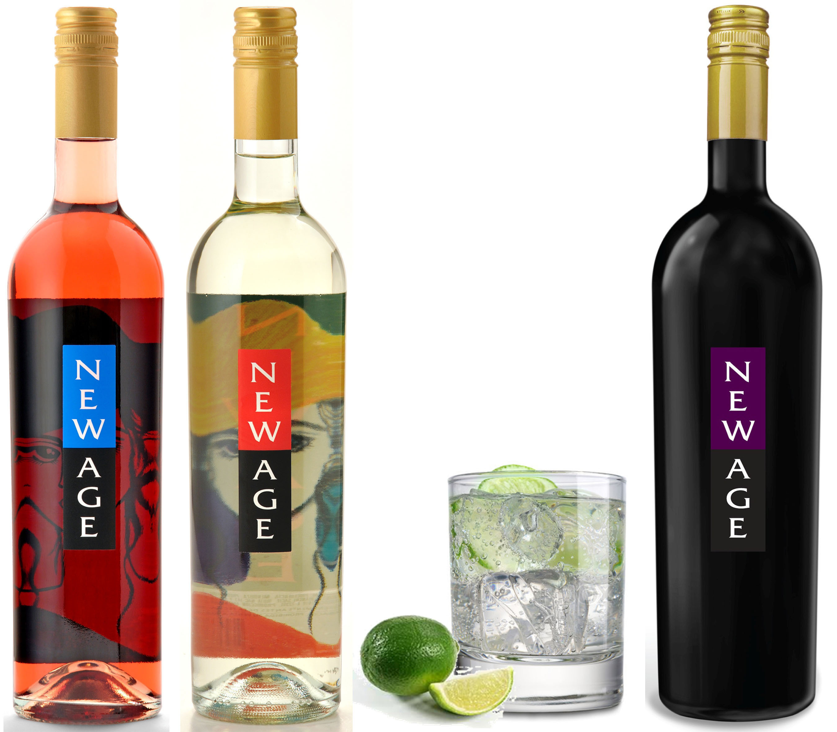 NEW AGE WINES LEADS THE WAY FOR WINES IN A COCKTAIL
