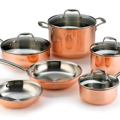 Kitchen Aid Pans Portable Islands The Kitchenaid Tri Ply Copper Cookware Www Fashion Lifestyle Wordpress Com
