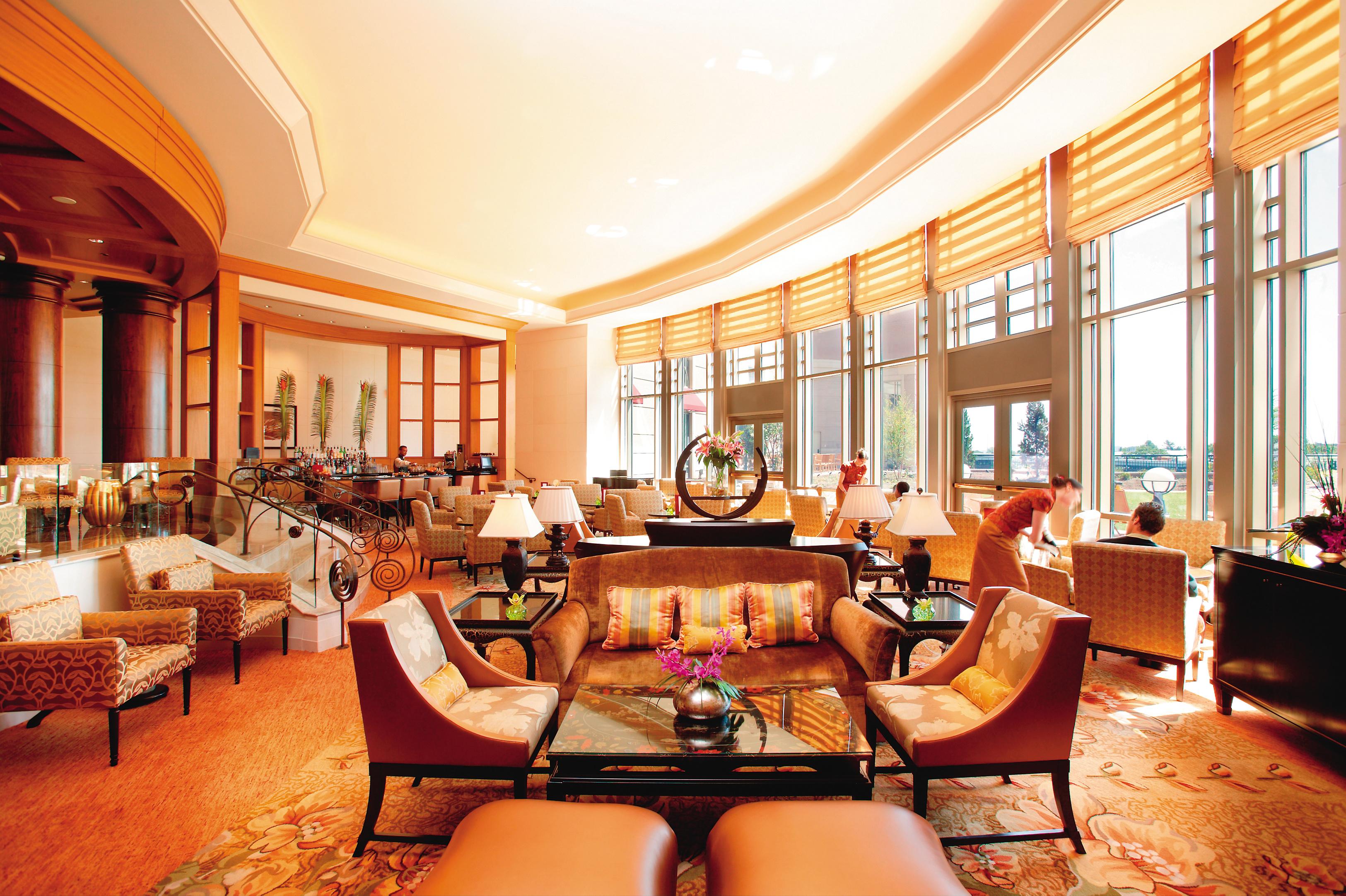 Mandarin Oriental Washington DC Debut Muze Restaurant  wwwfashionlifestylewordpresscom