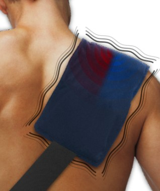 Hot-Cold Therapy Massaging Gel pack 2