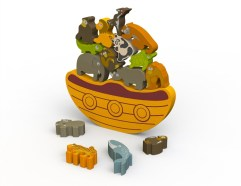 BeginAgain Balance Boat