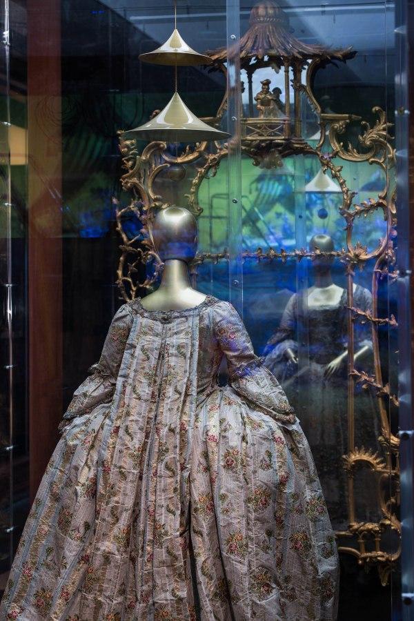 Metropolitan Museum of Art Costume Exhibit