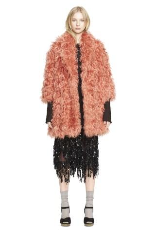 Isa Arfen Coat, Isa Arfen Dress, Maria La Rosa Socks