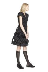 Noir Kei Ninomiya Dress, Maria La Rosa Socks, Simone Rocha Shoes