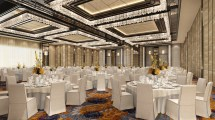 Four Seasons Hotel Ballroom