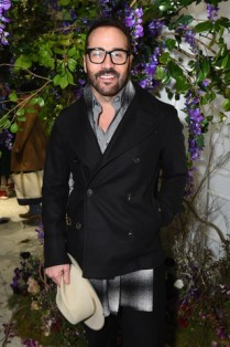 Jeremy Piven at Club Monaco's Spring 2017 Fashion Show