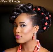 beautiful nigerian wedding hairstyles