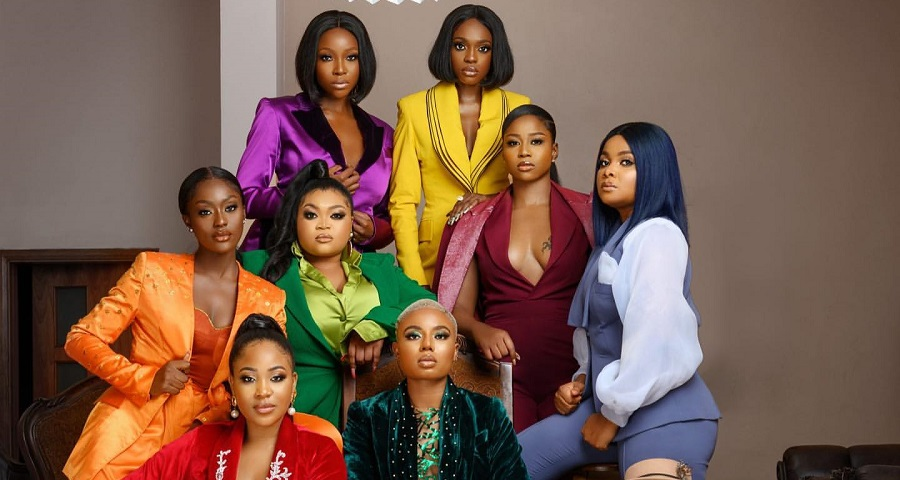 10 Women That Are The New Generation Of Nollywood