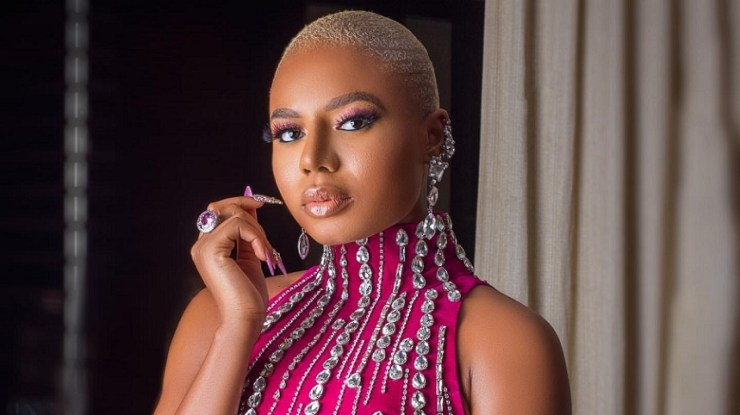 Nancy Isime Host The Voice Nigeria 2021