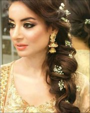 hairstyle short hair bride