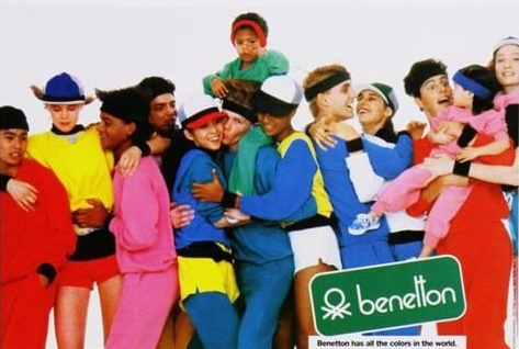 United Colours of Benetton 1980