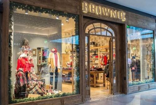 Brownie stores fashion retail blog
