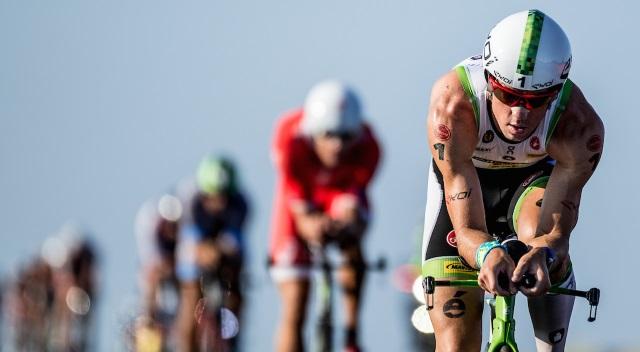 Ironman sports fashion competition