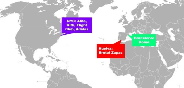 Customer Journey Adidas sneaker Fashion retail