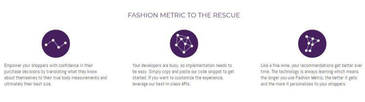 Bold Metrics AI for Fashion Apparel - The Fashion Retailer
