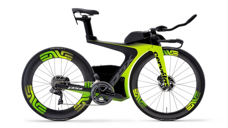 Cervélo P5X best cycling brands for triathlon