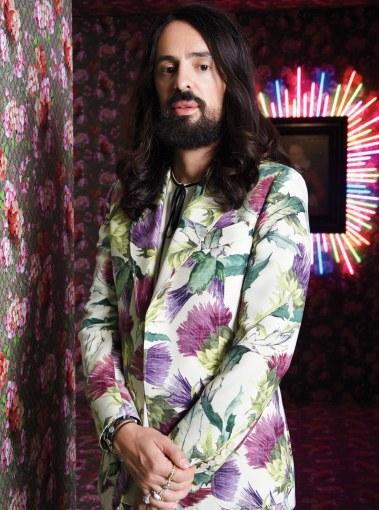 Alessandro Michele Gucci Designer Fashion Luxury God