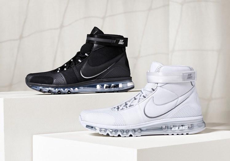 Nike Kin Jones designers streetwear luxury fashion brand