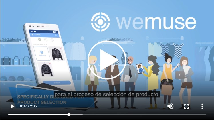 Wemuse Fashion Retail App