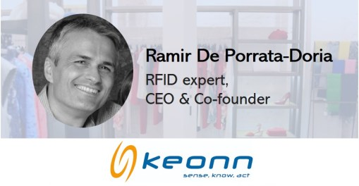 Keonn RFID Fashion Operations