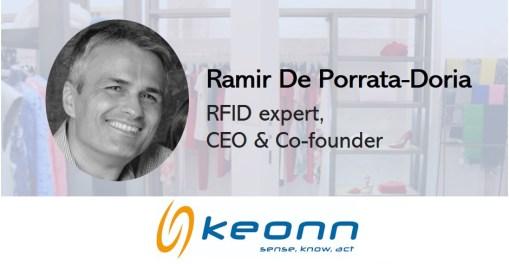 Keonn RFID Fashion Operations
