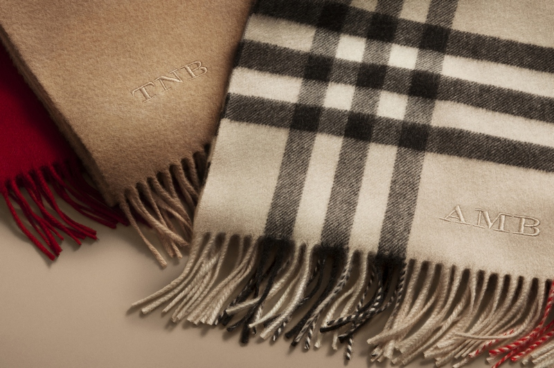 Burberry-scarves