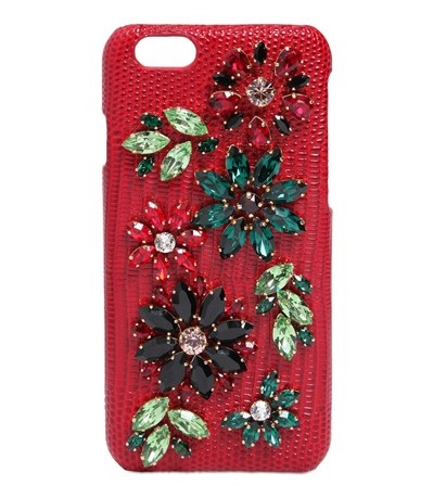 Dolce & Gabbana Embelished iPhone 6 Case