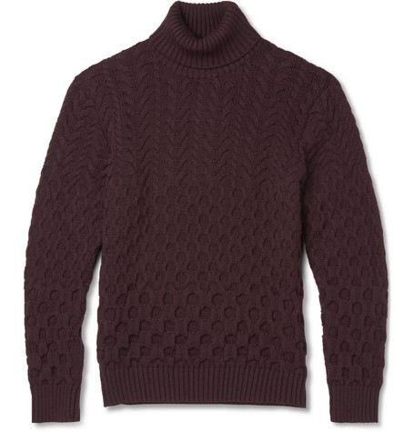 Etro Cable Knit