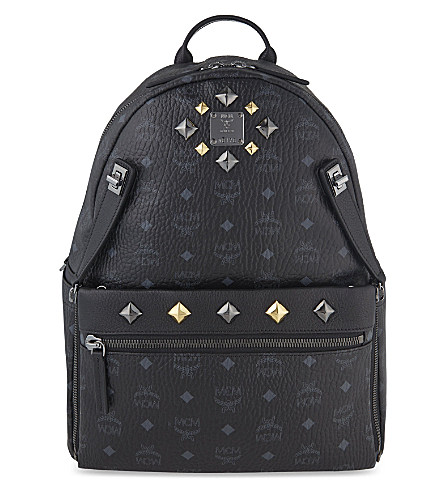 MCM Dual Stark Medium Backpack