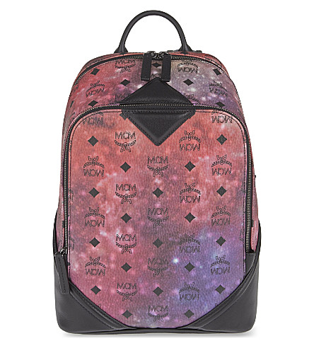 MCM Galaxy Duke Small Backpack