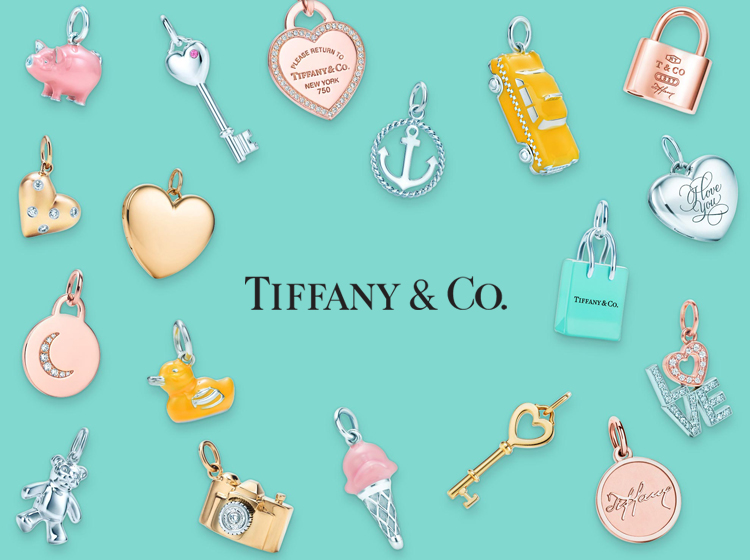 Tiffany co festive christmas charms fashion runway for Where is tiffany and co located