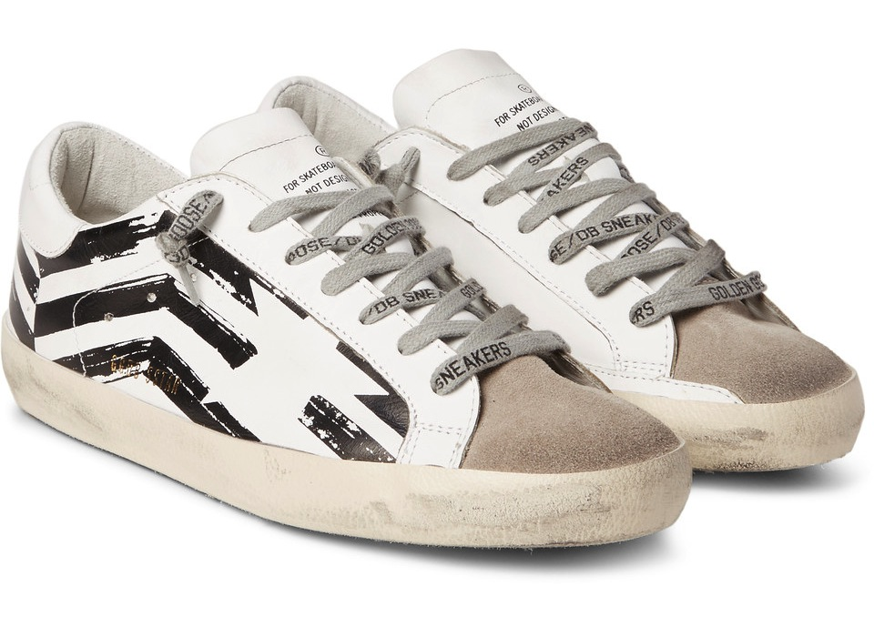 6f004f5e26 Golden Goose Sneakers For Those Rainy Days   Fashion Runway