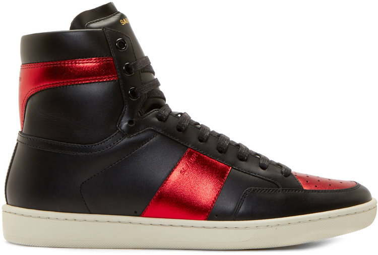 saint_laurent_black_red_leather_high_top_sneakers