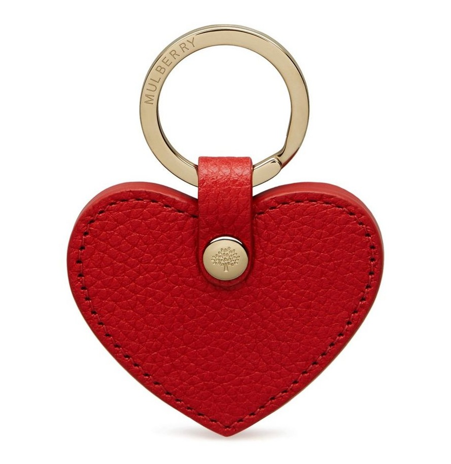 mulberry-heart-keyring