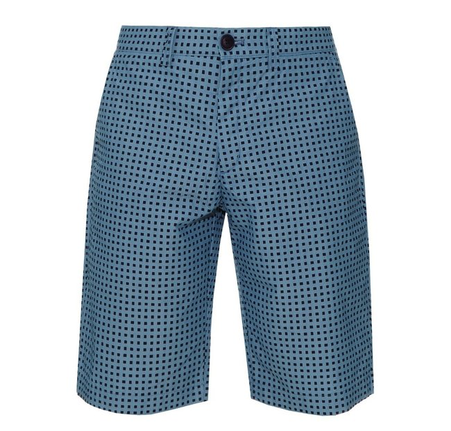 blue_blue_japan_micro_squares_print_cotton_shorts