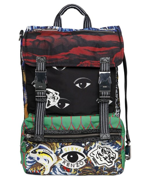 kenzo_crazy_print_nylon_backpack