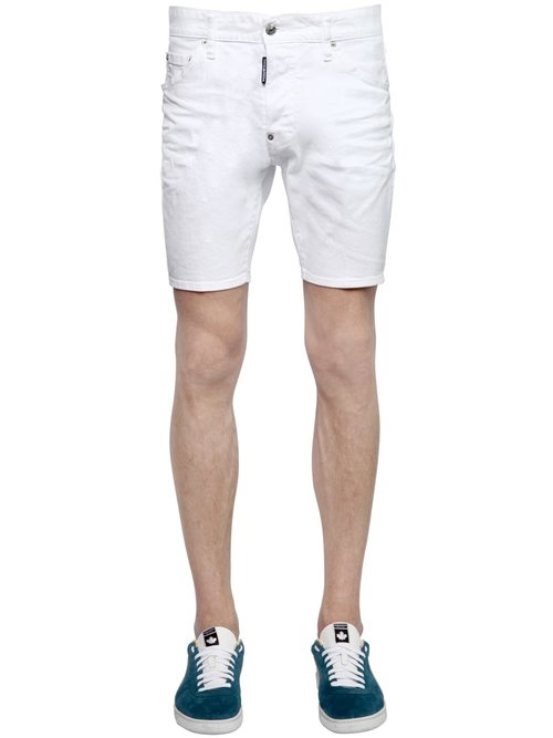 dsquared_stretch_cotton_denim_shorts