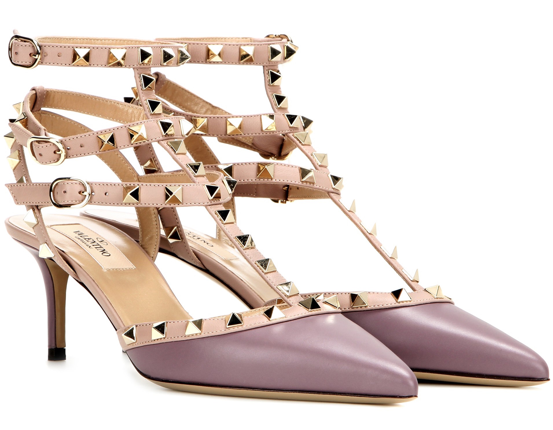 14 New Valentino Rockstud Shoes For Summer 2016