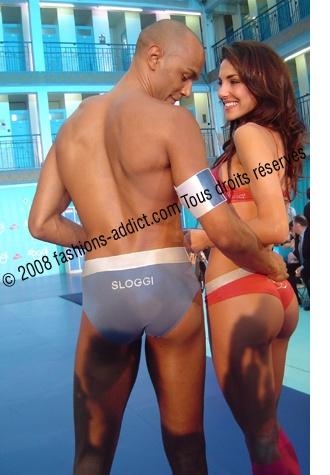 Les plus belles fesses du monde 2008 selon Sloggi