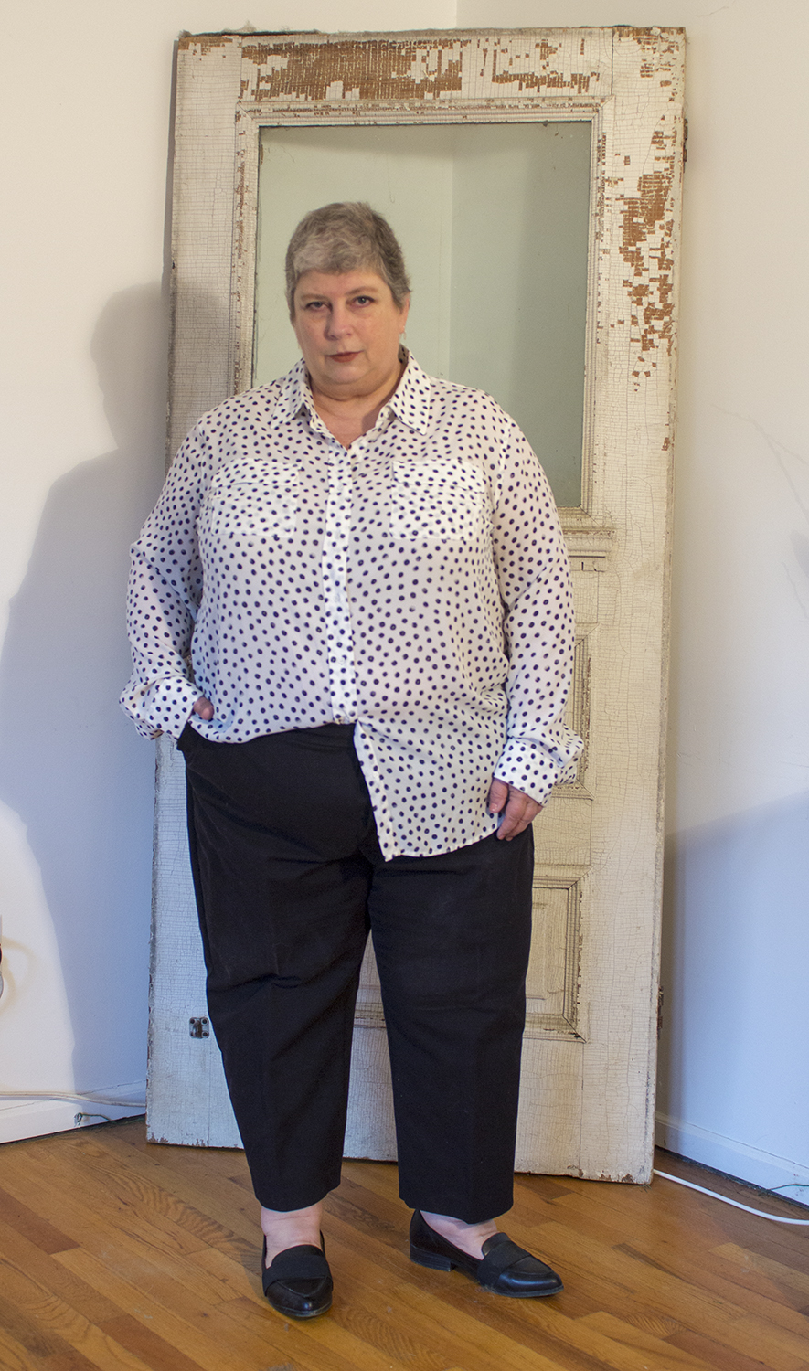 4f0ba13fbba8 Styling four plus size looks from one blazer jpg 760x1288 Styling for plus  size