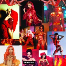 Mood Page: Dancing Flames