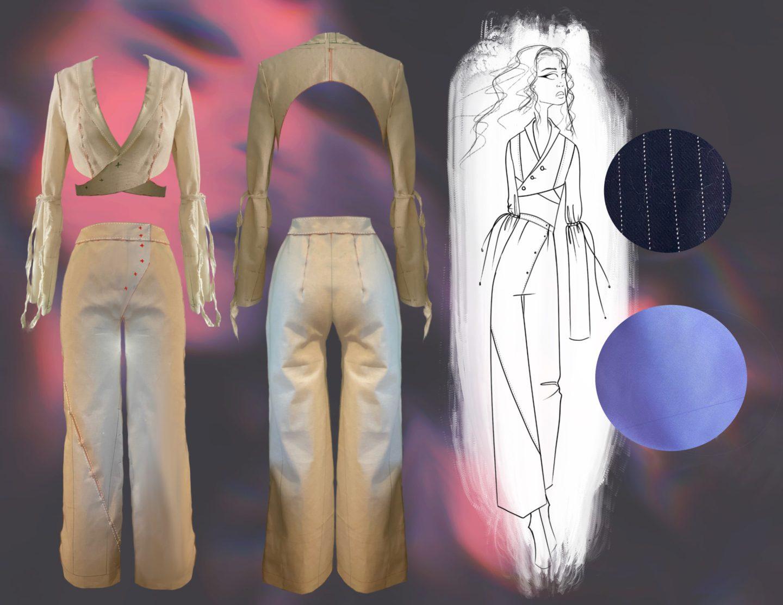 Photo 6 - Development of garment