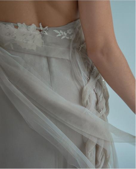 Natalie Rapallo Collection Photo 2 - Closeup back of dress